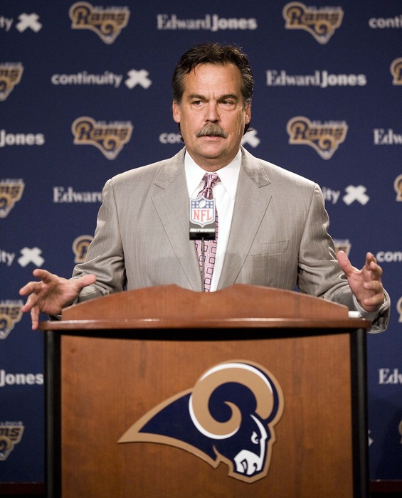 Did the St. Louis Rams take too many risks in the the 2012 NFL Draft? One source says they did.