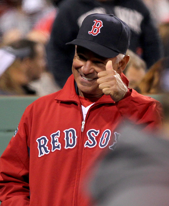 Bobby Valentine gives the Saber Seminar a thumbs up, and he hopes to see you there.