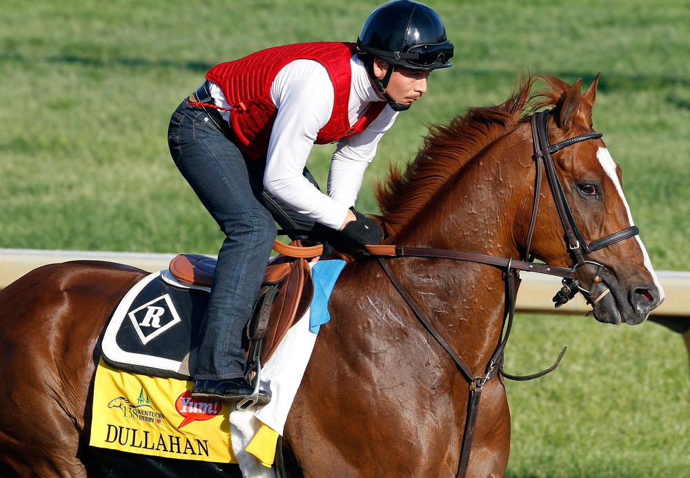 The win by Dullahan in the 2012 Pacific Classic was rated one of the best performances over the Del Mar Polytrack during this summer's meet.