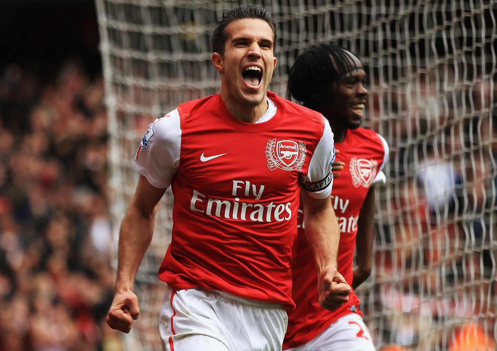 He broke our hearts with a game-winning volley. Now he's broken Arsenal's hearts with a transfer request.