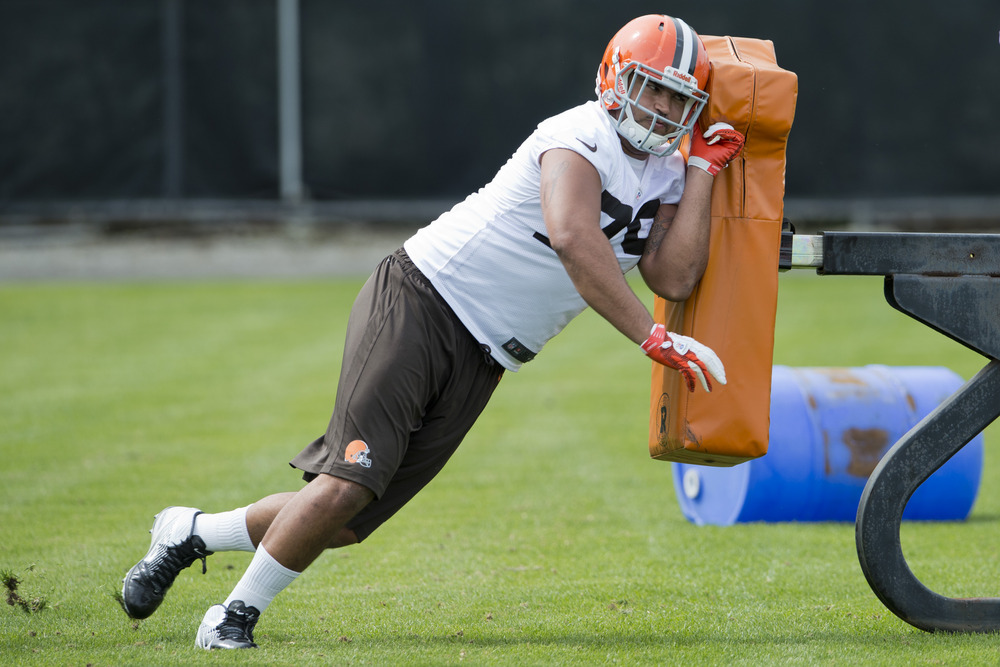 Could Billy Winn emerge from the pack as the replacement for Phil Taylor?