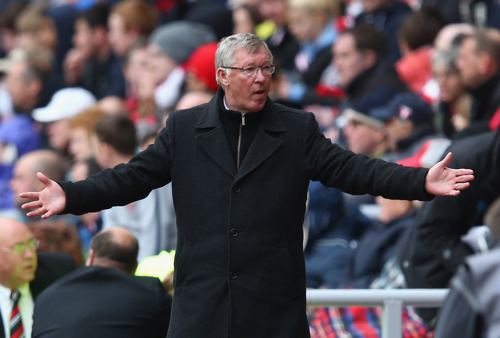 Can Sir Alex Ferguson lead United back to the top of the pile this season?