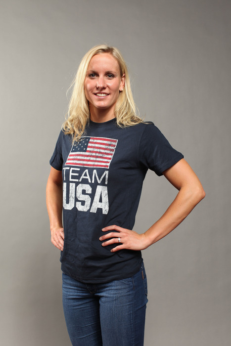 Jessica Hardy competed in the Women's 100 Free final today. This race should be a part of the NBC coverage since Missy Franklin was also in this.