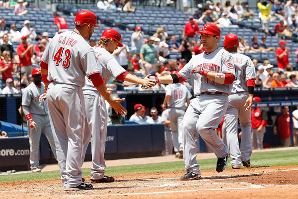 Who will be there to greet Joey when he homers in the playoffs?