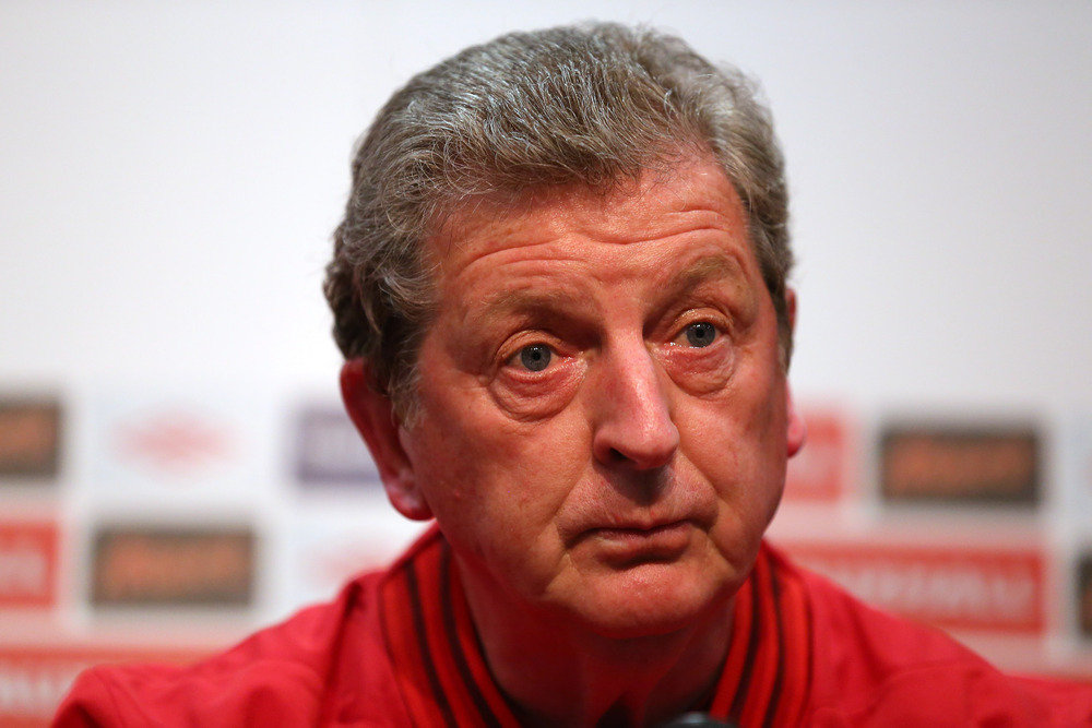 Woy, looking utterly perplexed by something....  (Photo by Alex Livesey/Getty Images)