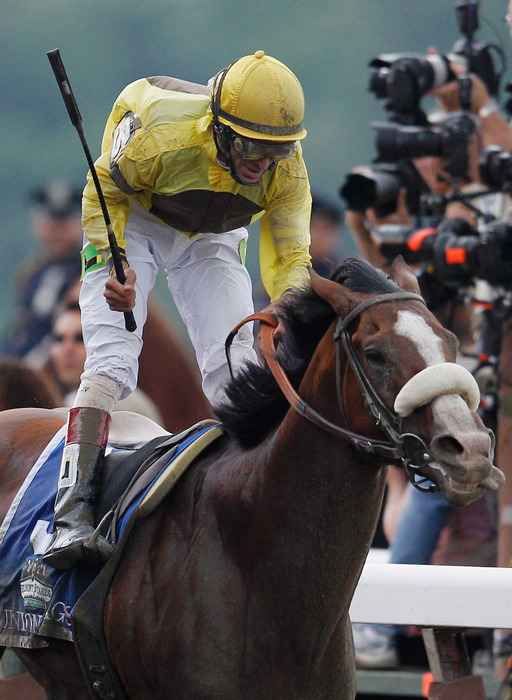 2012 Belmont Stakes winner Union Rags is a graduate of the Fasig-Tipton Saratoga Sale.
