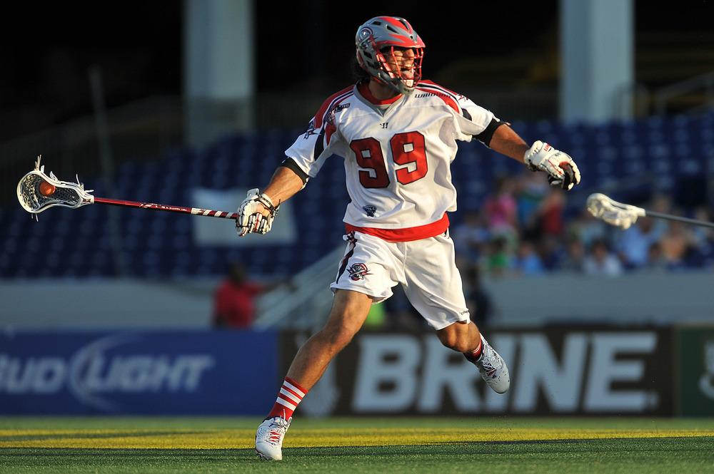 Lacrosse Player Paul Rabil's Discipline Embodies Core Of Sports