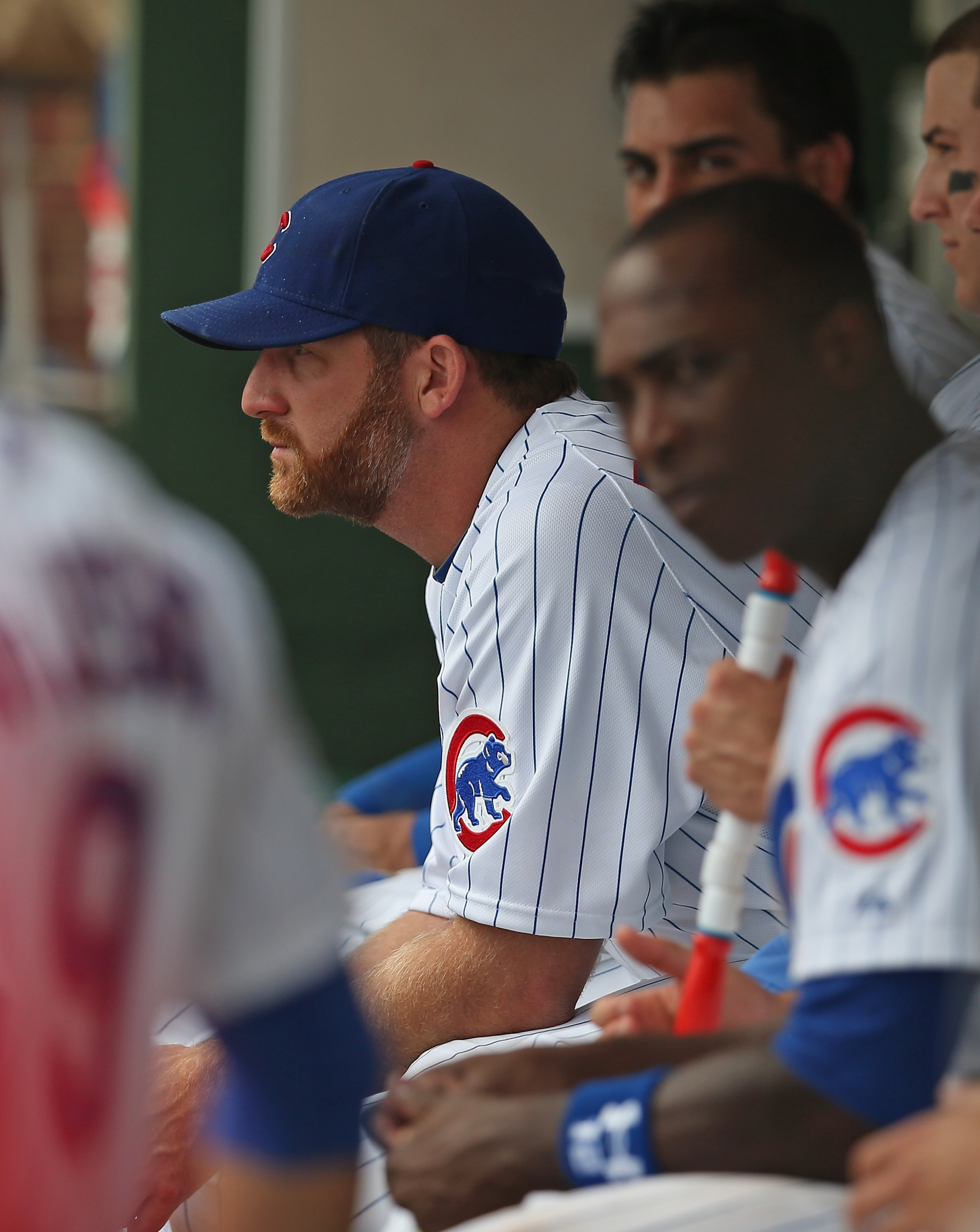 Is Ryan Dempster still the focus of the Dodgers?