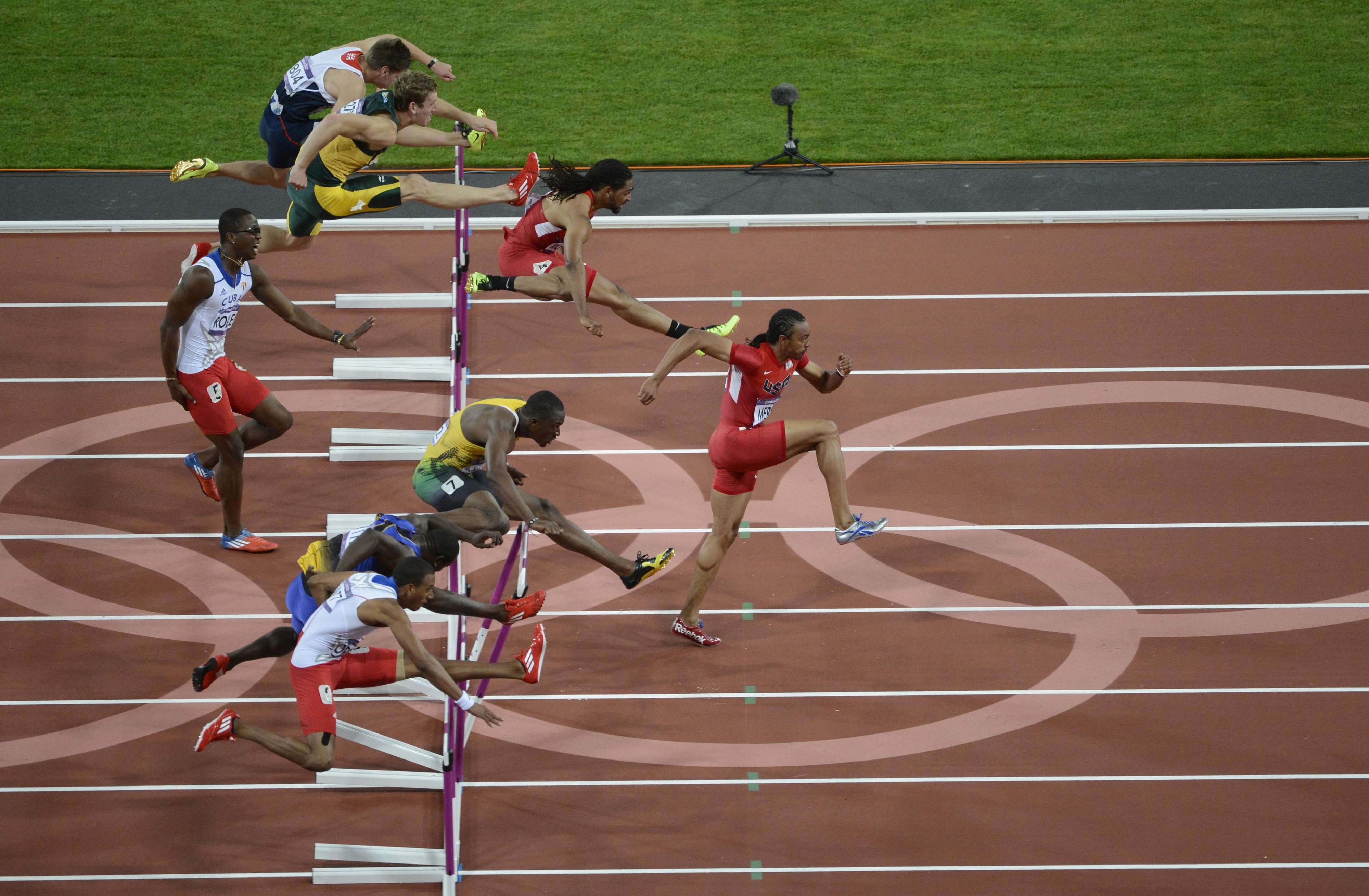 Silver and gold, siiiilver and goooold..: (Richard Mackson-USA TODAY Sports)