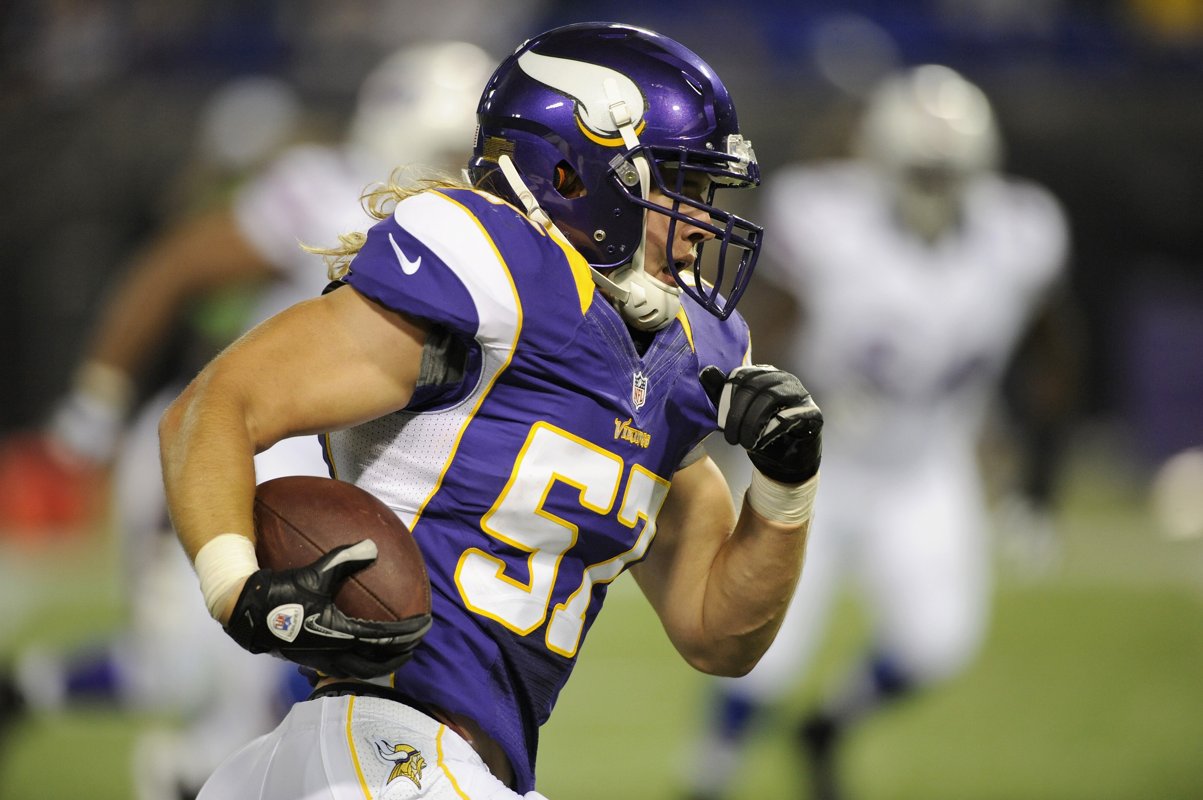 Audie Cole is Latin 'Flowing Locks Of Intercepting Awesomeness'.  Fact.