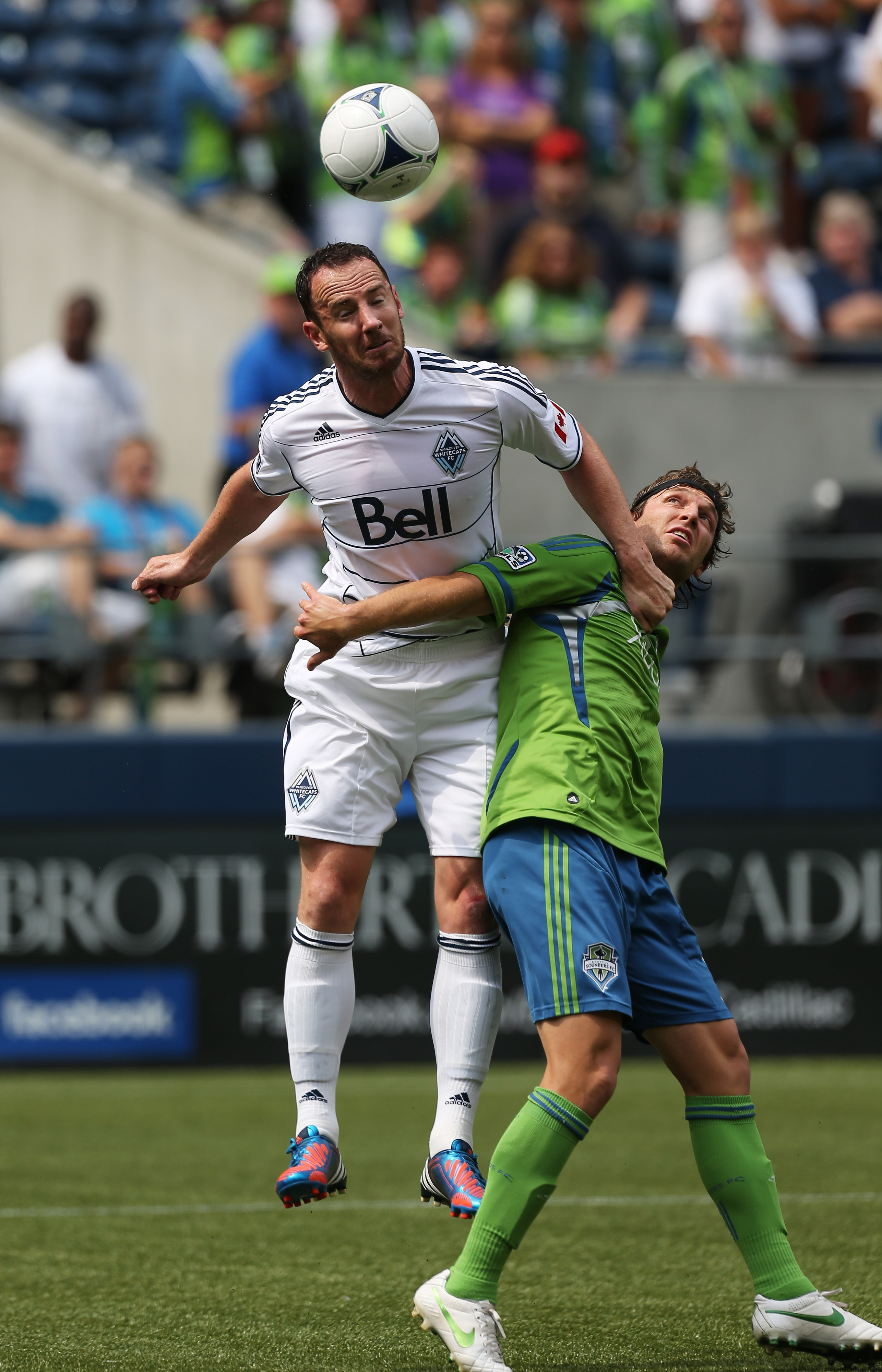 33-year-old Englishman Andy O'Brien is the newest member of Martin Rennie's, shall we say, <em>mature </em>back line.