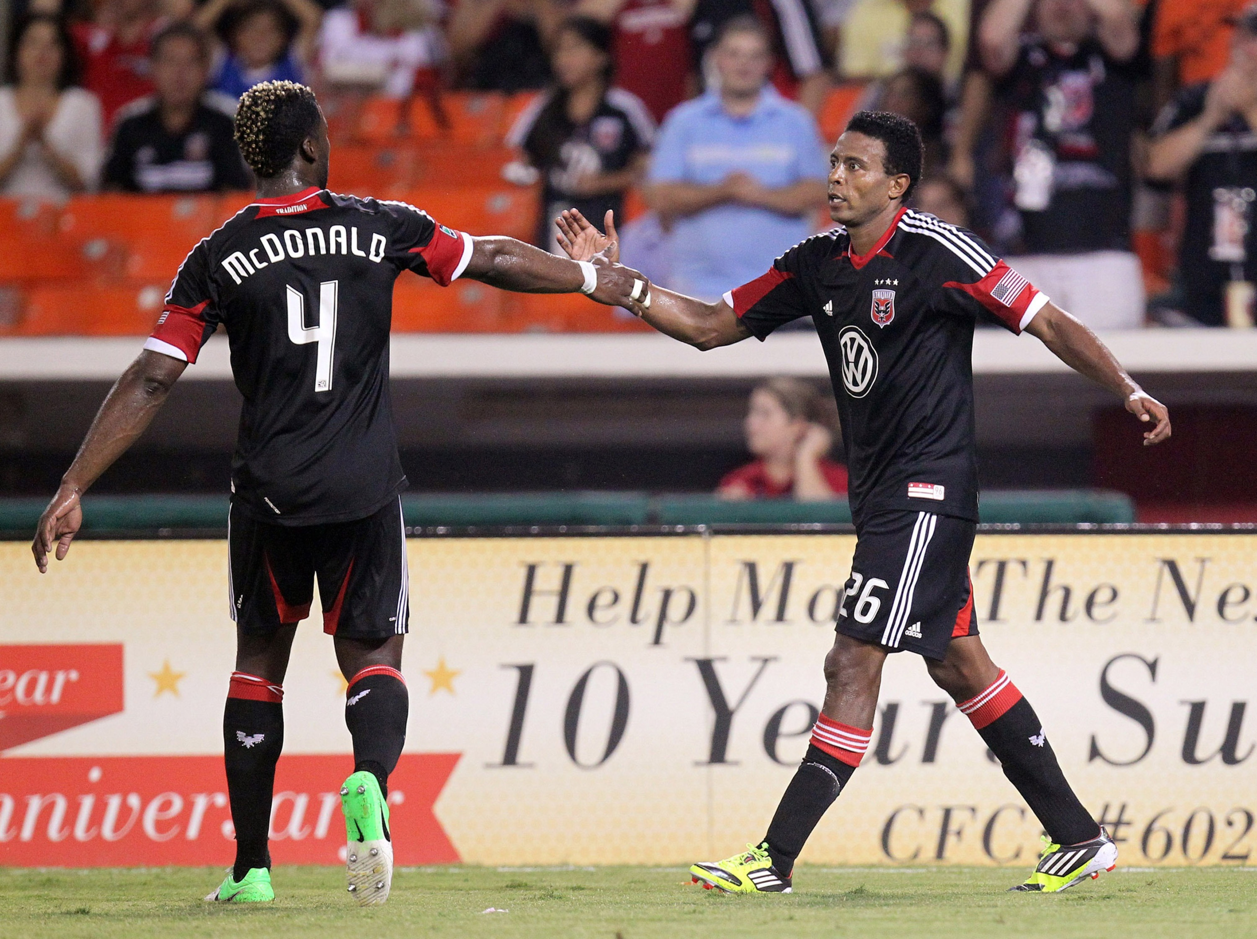 D.C. United put together yet another great performance at RFK Stadium