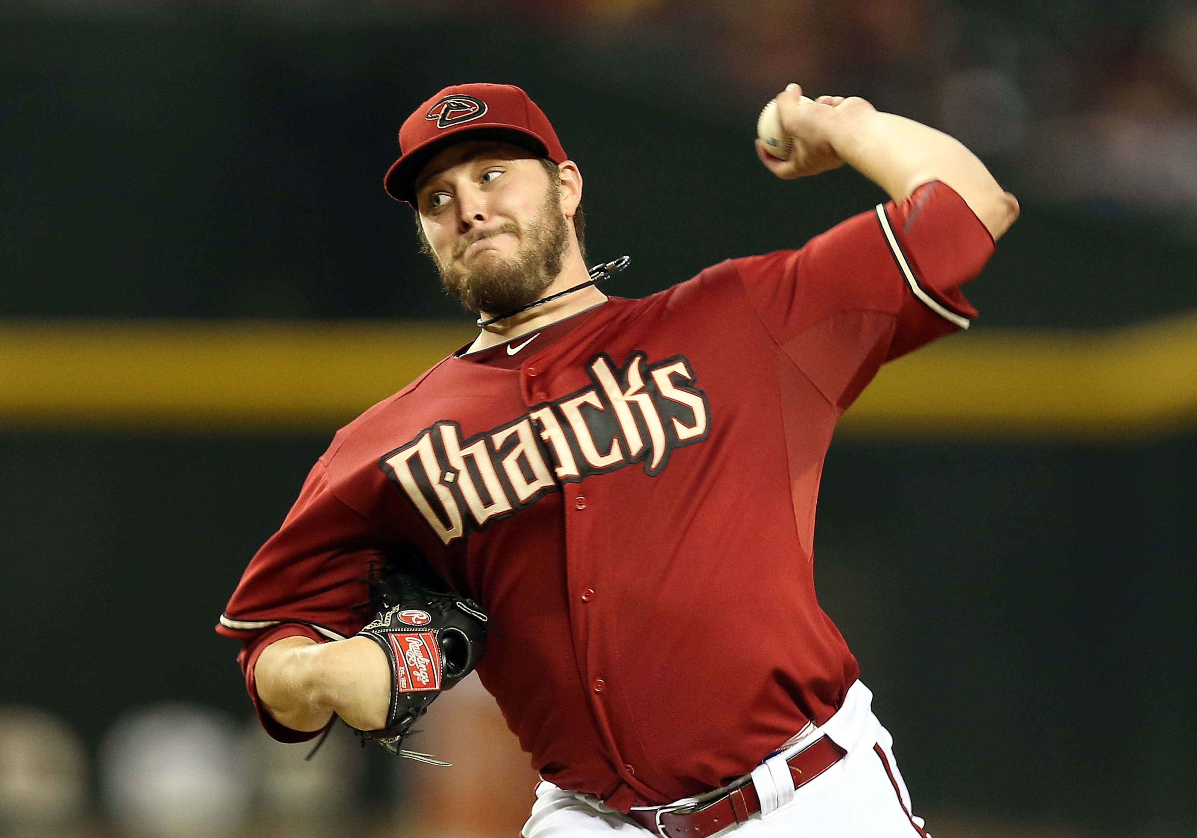 ROY Wade Miley?  (Photo by Christian Petersen/Getty Images)