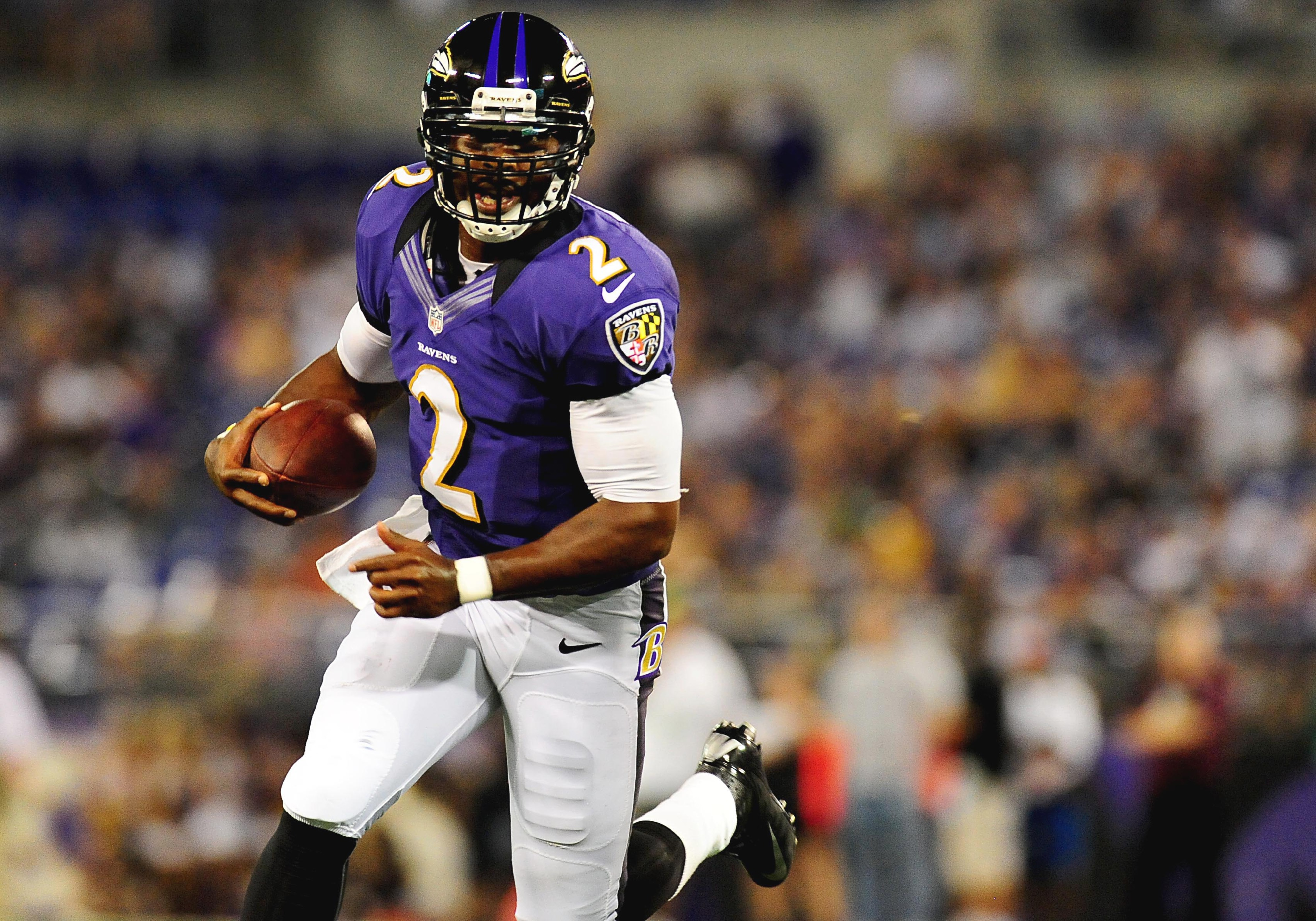 Ravens' Tyrod Taylor Perfect For Michael Vick Preparations ...