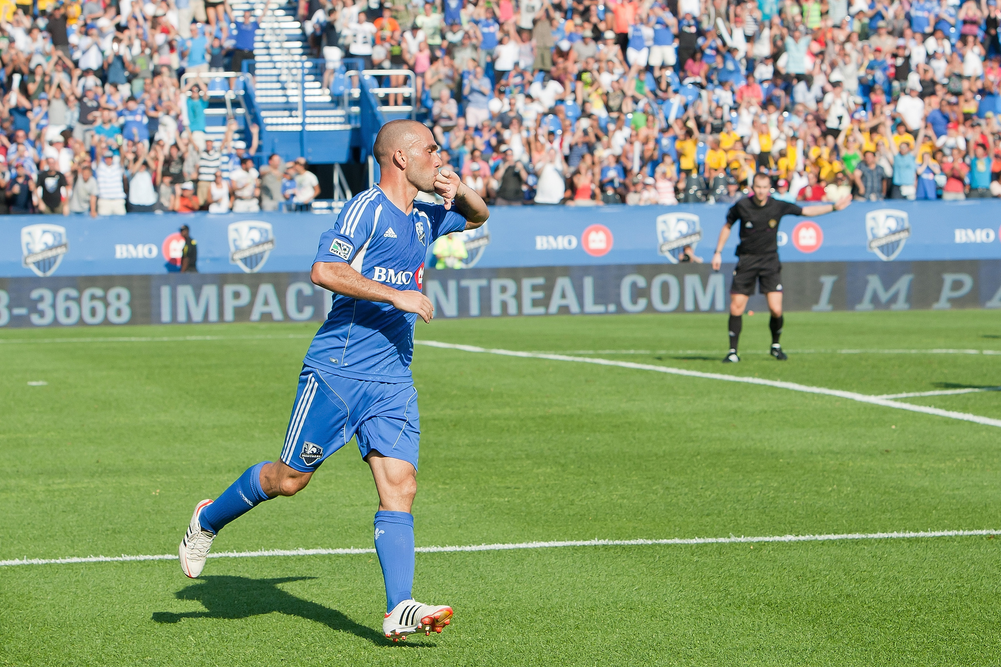 Marco Di Vaio's goal was simply a disaster in terms of team defending, and D.C. United has no one to blame but themselves in today's 3-0 loss at Stade Saputo.