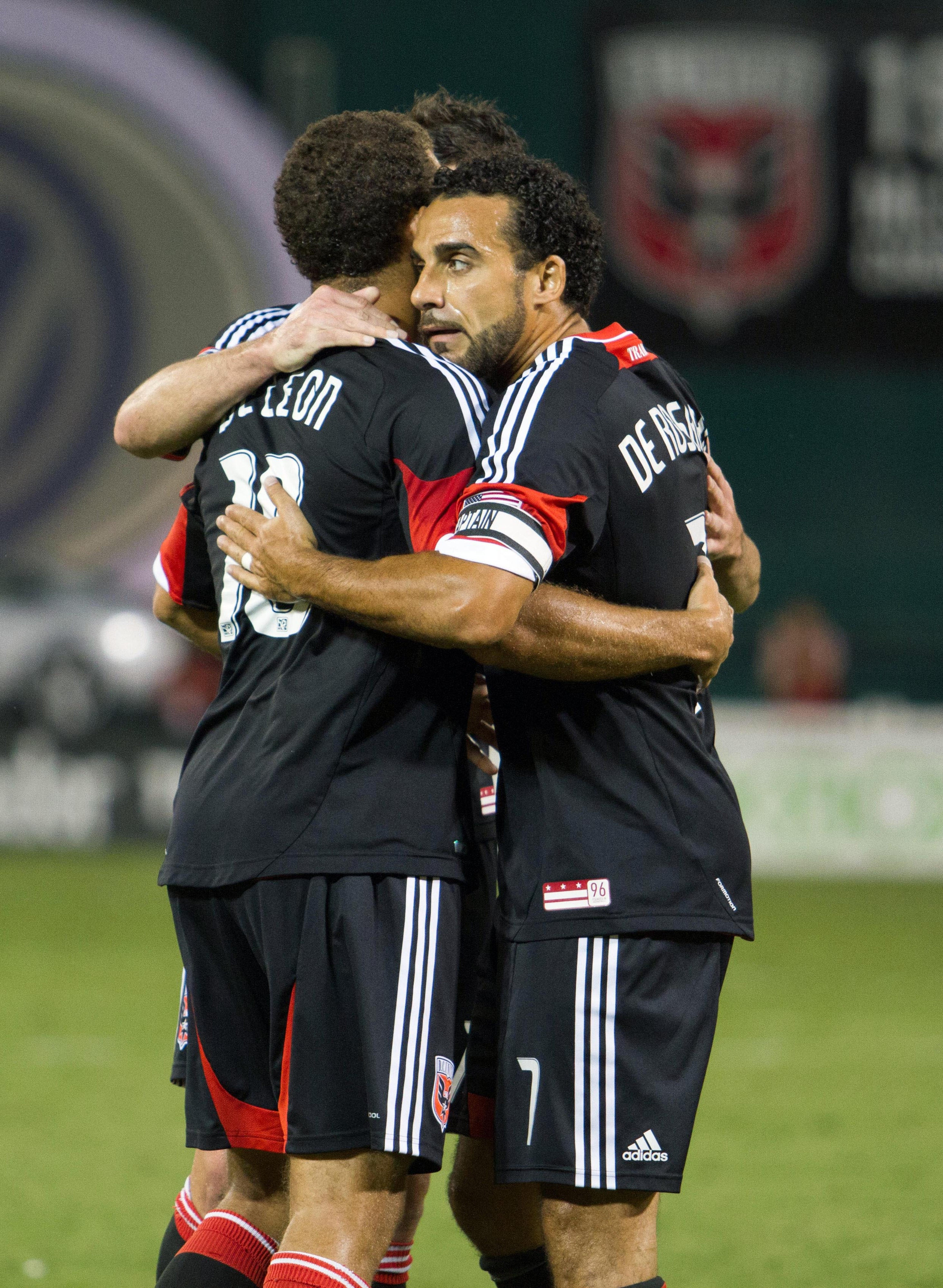 It's only fitting that Nick DeLeon would set up Dwayne De Rosario's 100th MLS goal.