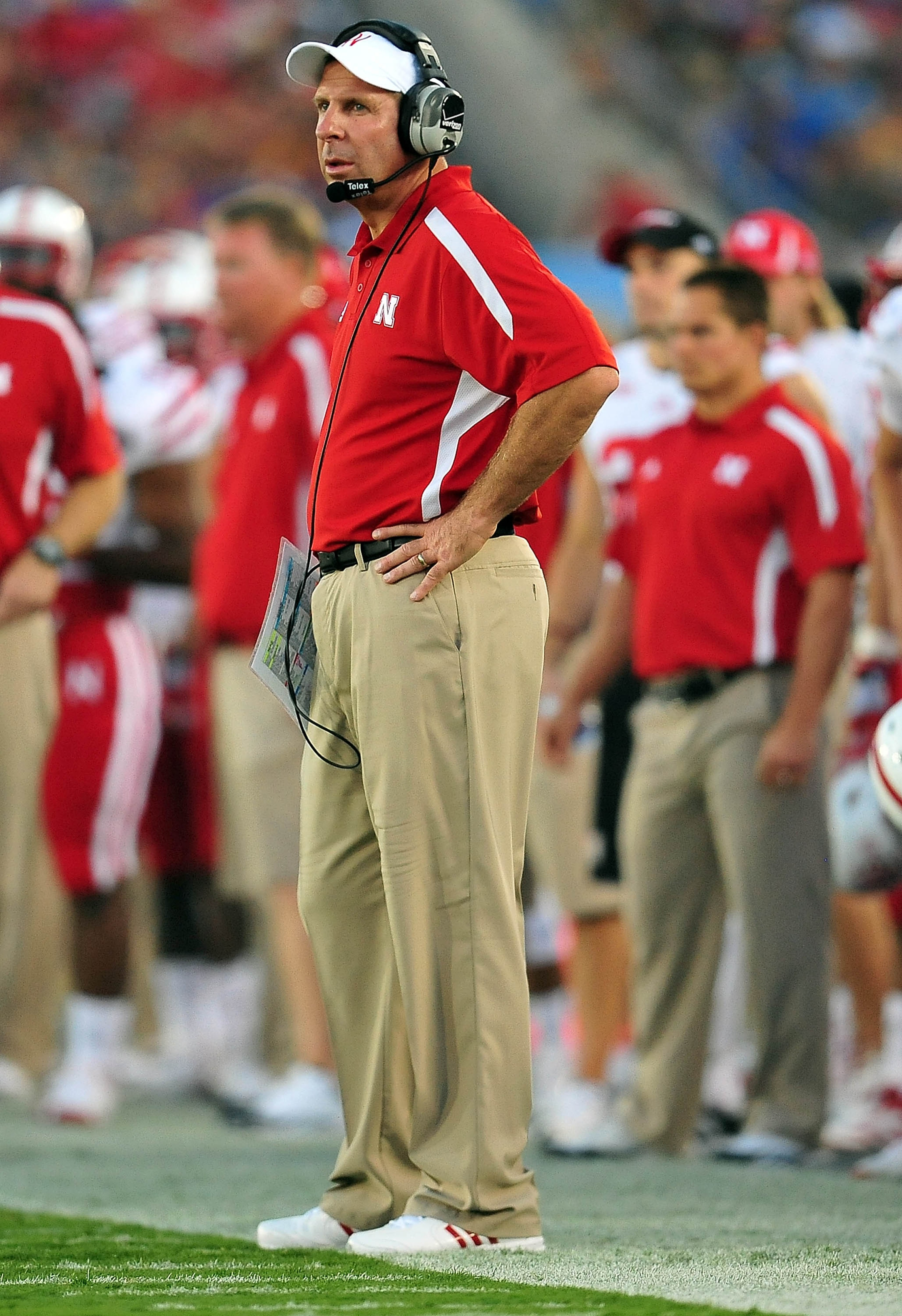 Sorry, Coach Pelini, your team's loss wasn't ridiculous.