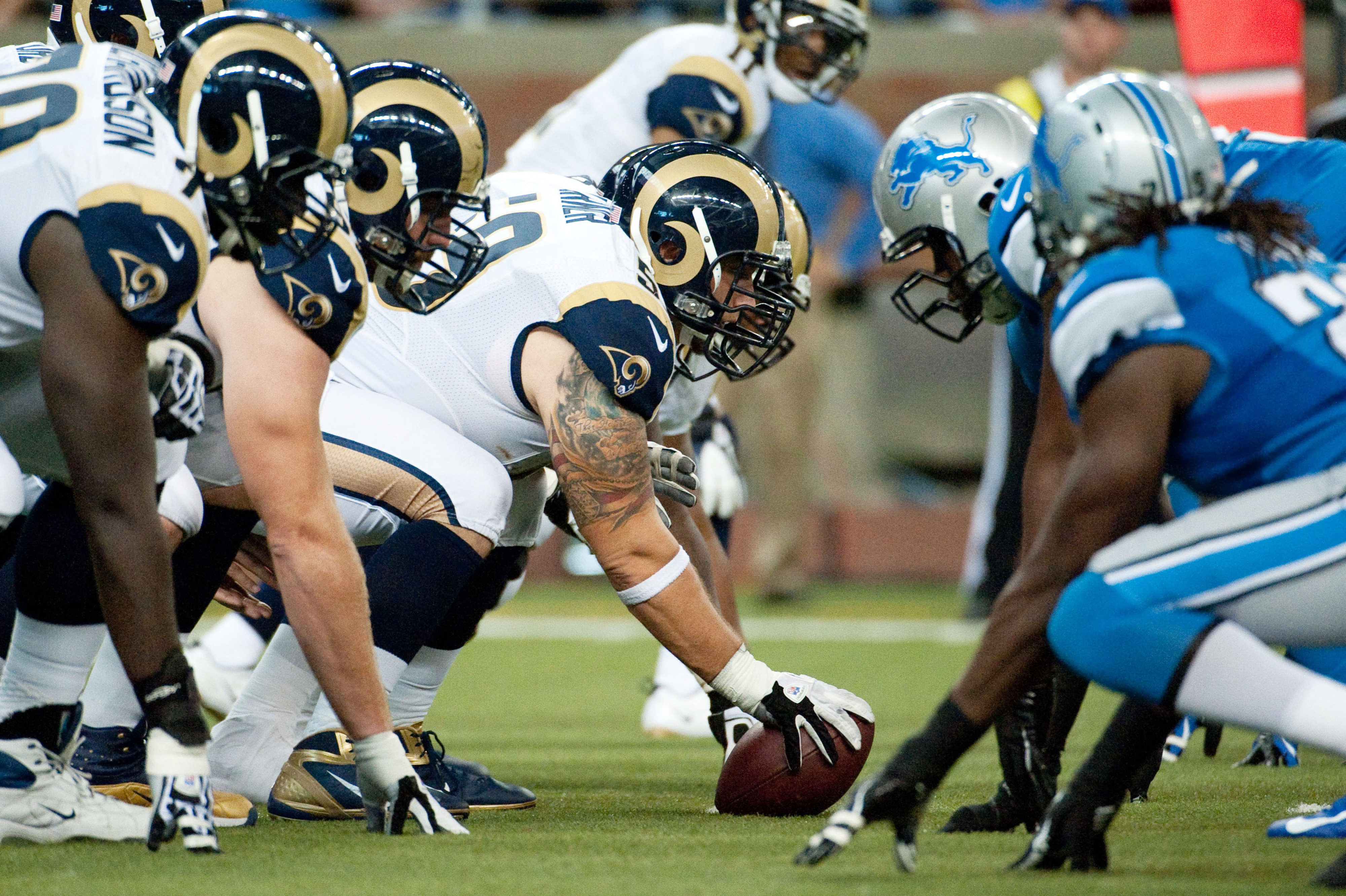 Rams Roster Moves Quinn Ojinnaka Likely Returning The St Louis