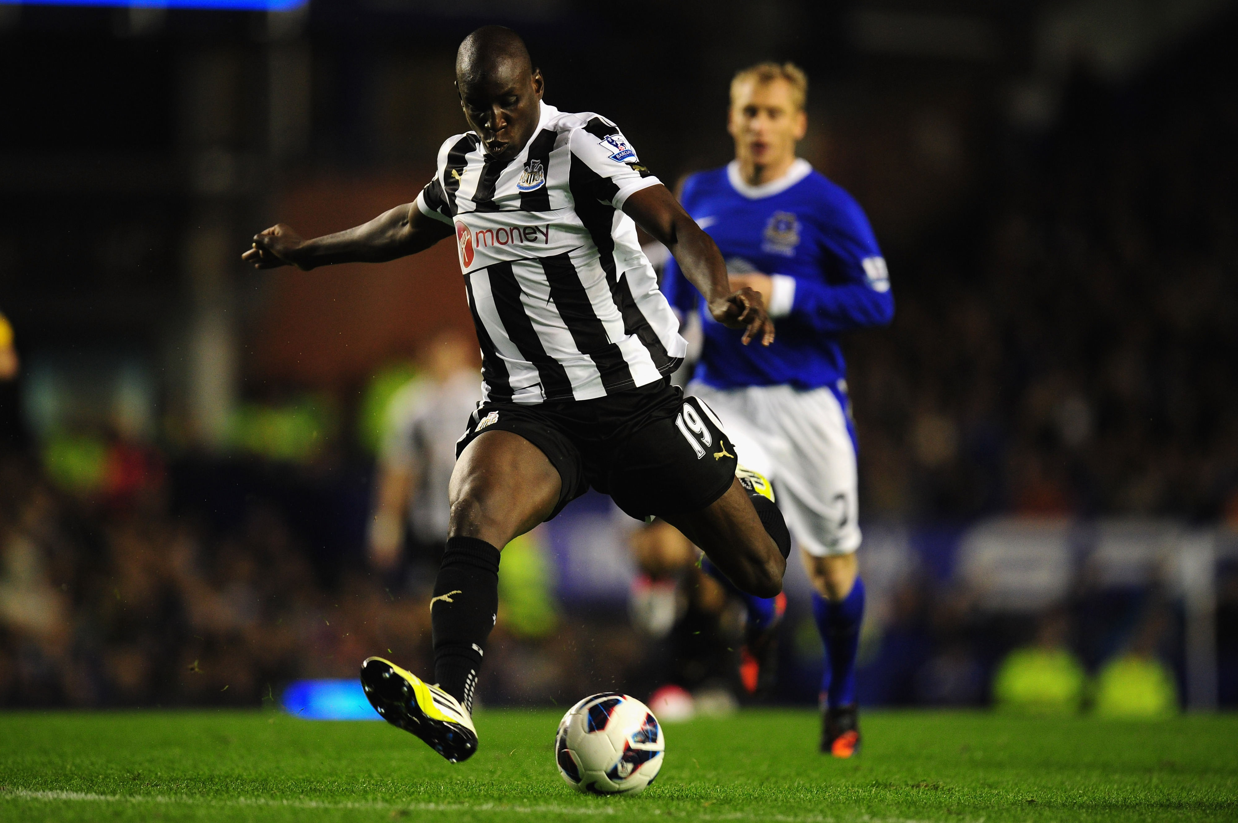 Demba Ba: Not on the plane to Portugal