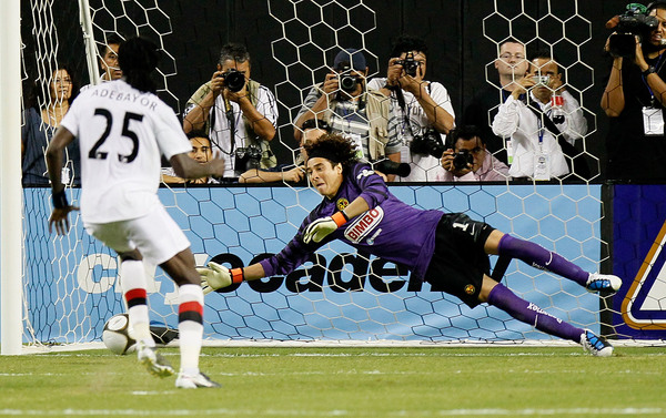 Guillermo Ochoa will need to be in top form. (Photo by Kevin C. Cox/Getty Images)