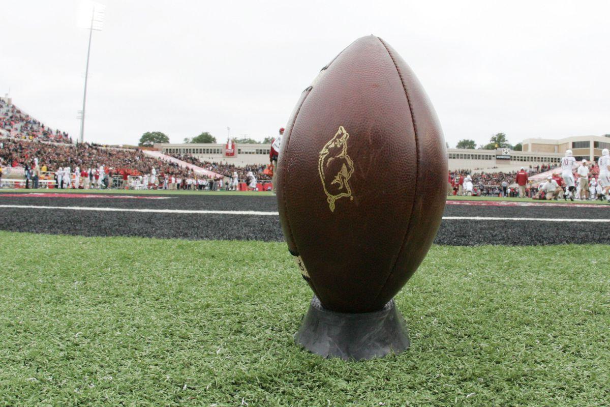 NCAA Football: Arkansas at Texas Tech