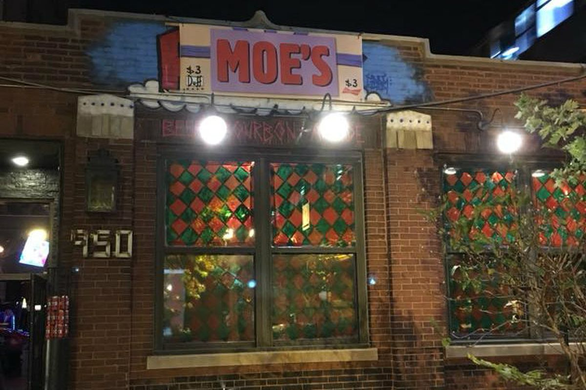 The Exterior Of Moe S Tavern Facebook