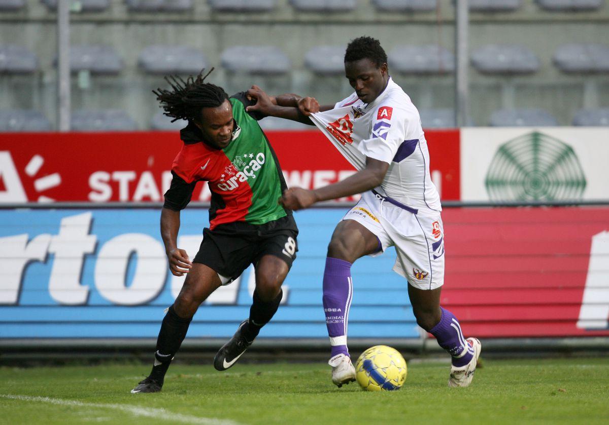 Soccer - Friendly - Germinal Beerschot v NEC Nijmegen - Bosuilstadion