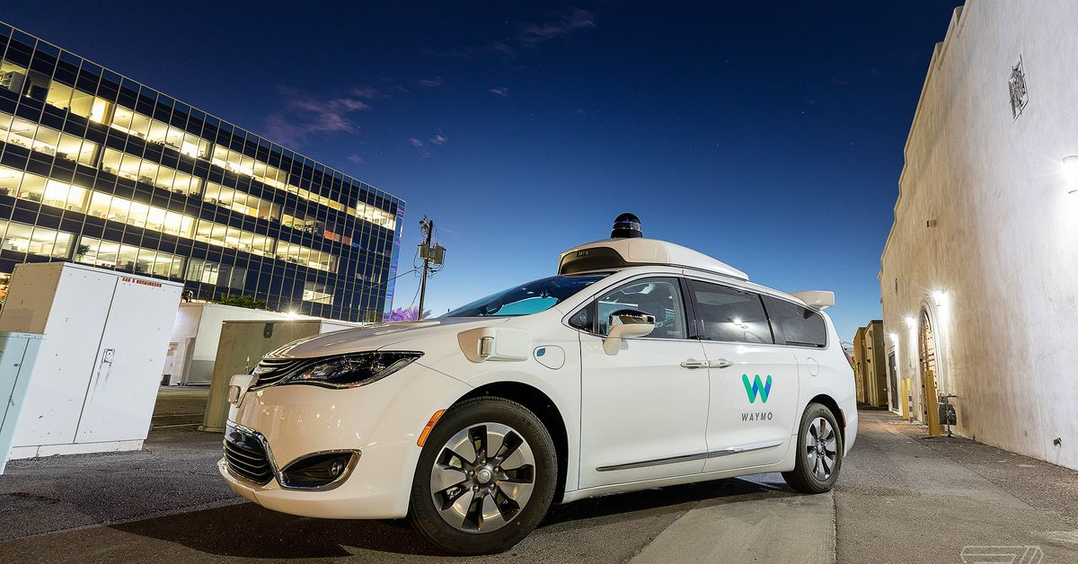 Waymo is making some of its self-driving car data available for free to researchers