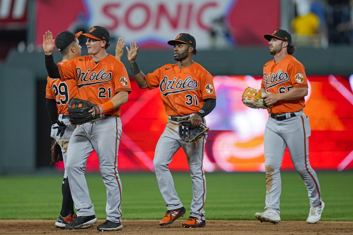 MLB: Baltimore Orioles at Kansas City Royals