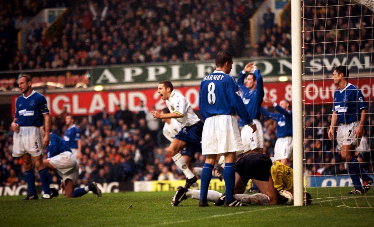 Soccer - FA Carling Premiership - Everton v Leeds United