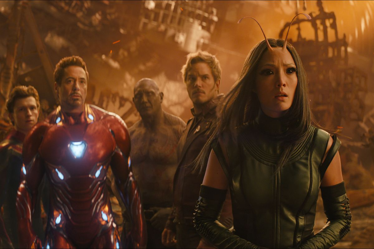 Avengers: Infinity War Blu-ray release date set for August