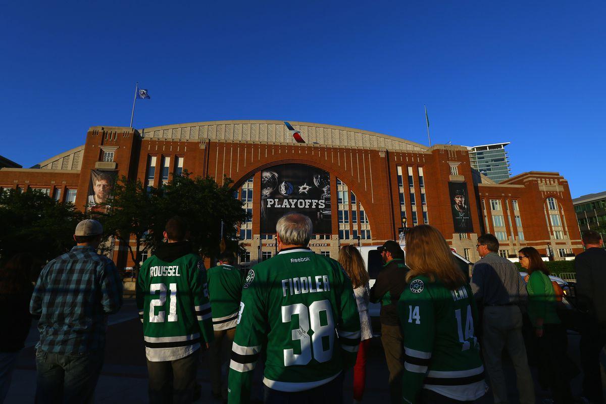 Minnesota Wild v Dallas Stars - Game Five