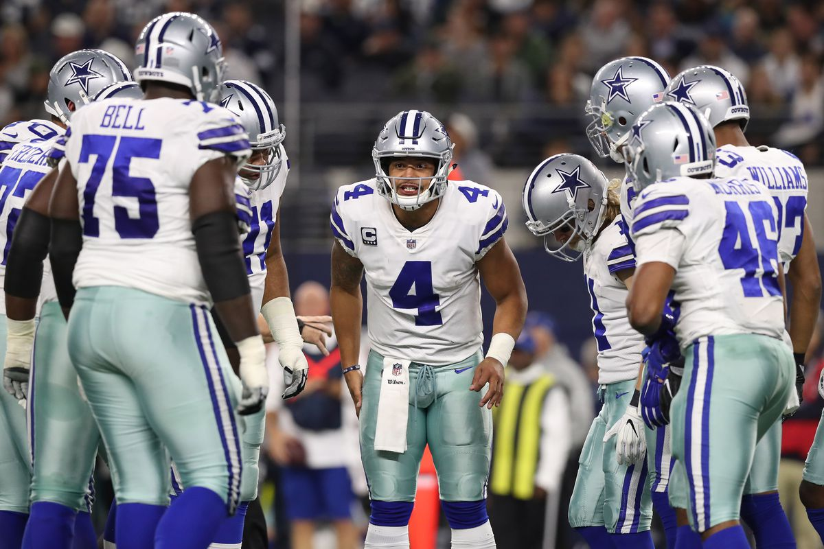 super popular c9d4d 2aea0 Chargers vs. Cowboys 2017 live results: Highlights from Los ...
