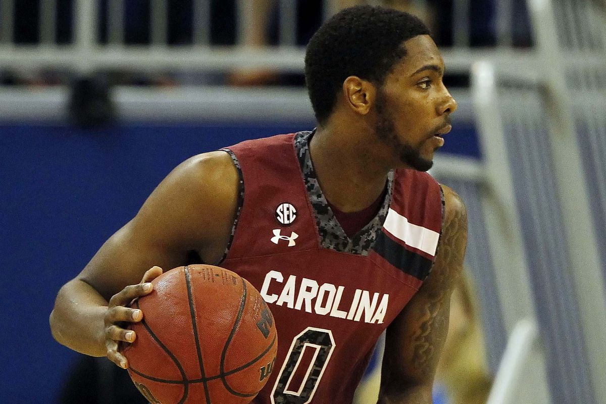 Sindarius Thornwell and his teammates must wait another day to try to grab their second SEC win of the season.