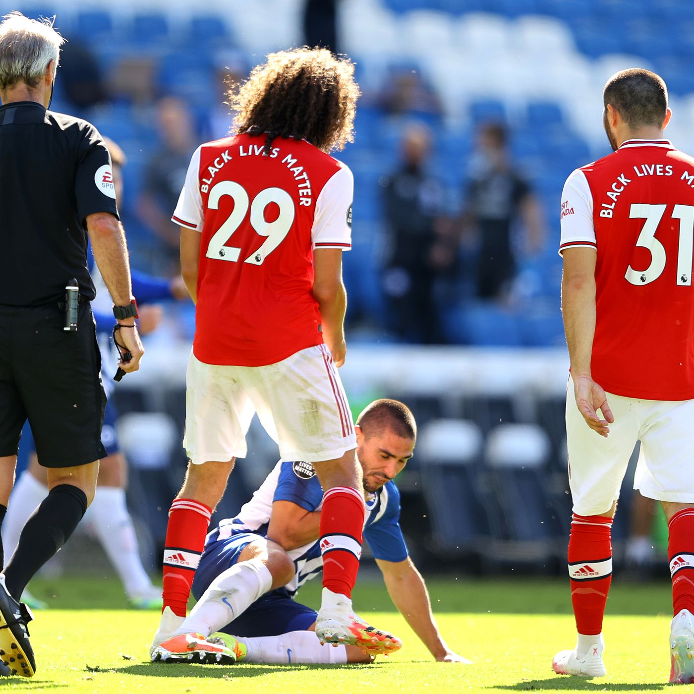 Matteo Guendouzi escapes further discipline from the FA for Neal ...