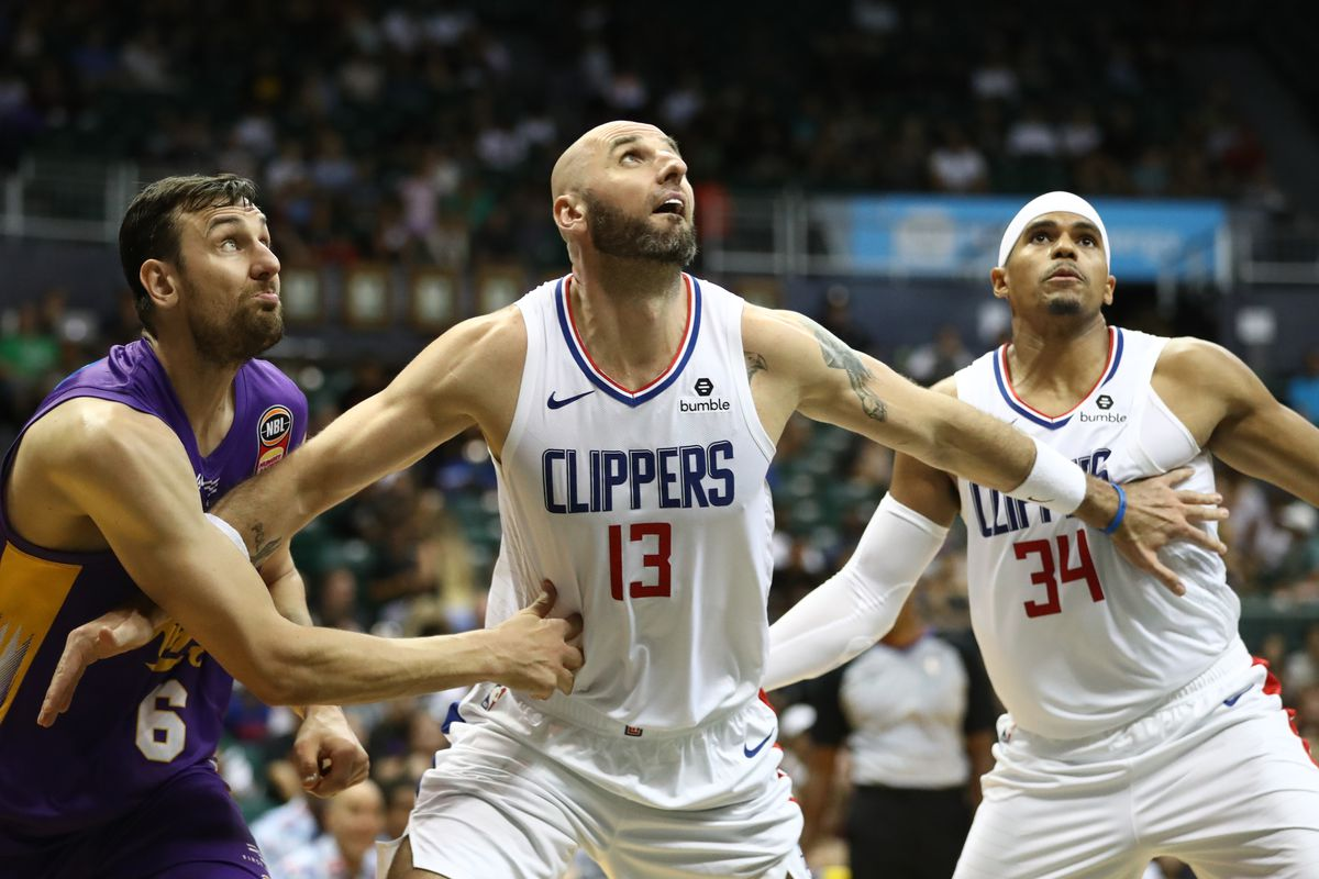 Sydney Kings v Los Angeles Clippers