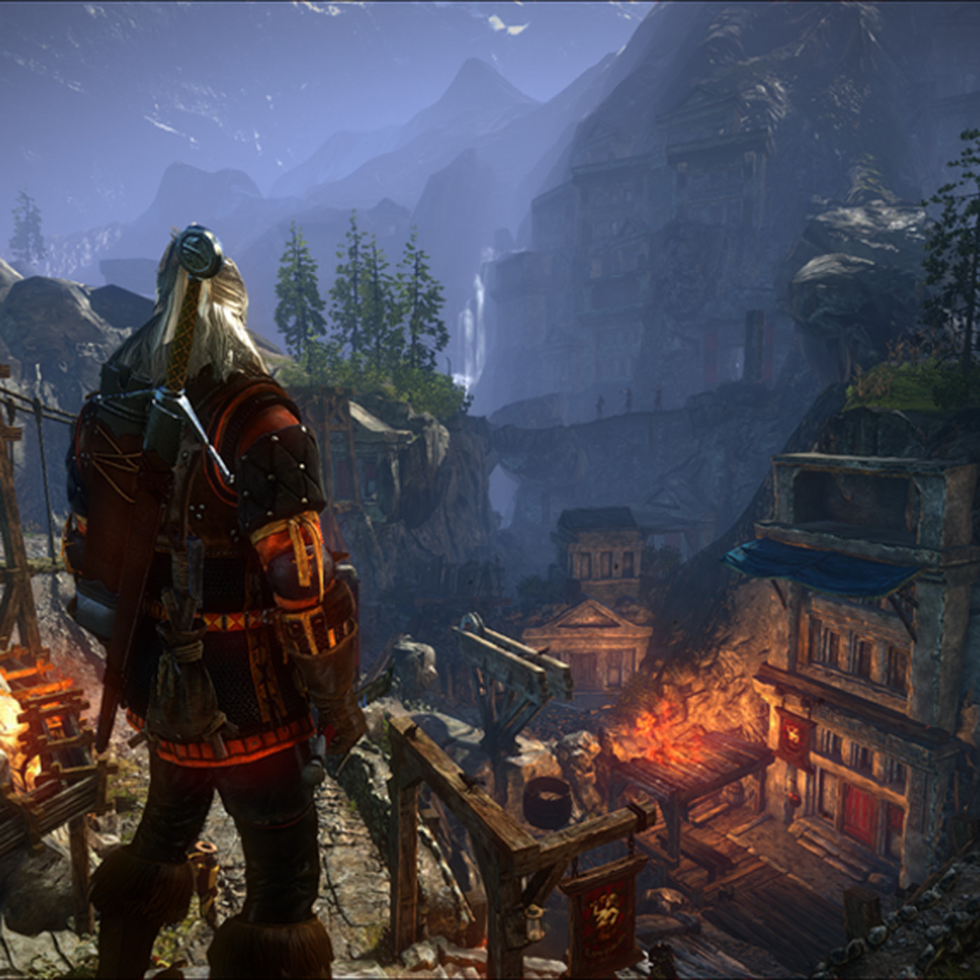 The Witcher 2 Enhanced Edition Review A Sign Of Promise Polygon