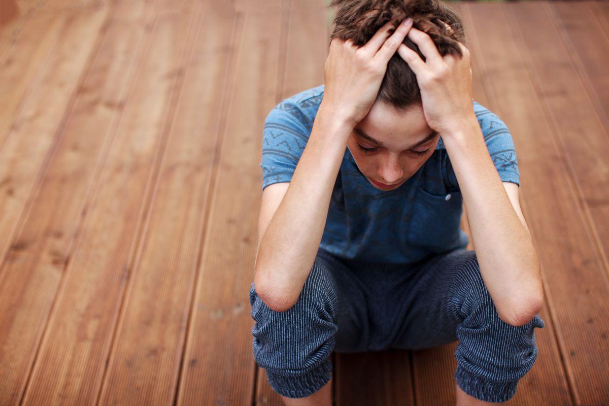 Teen in crisis