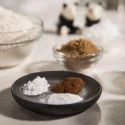 Some of the ingredients in Melanie Volz's Grandma Gloria's bran muffin recipe.  | Ashlee Rezin/Sun-Times