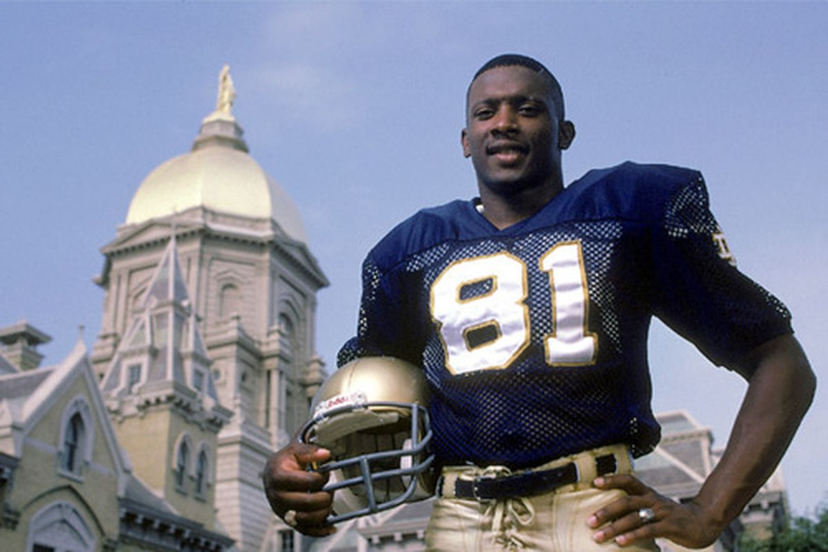 save off 7dd74 9172e Notre Dame Football's Heisman Trophy glory has faded away ...