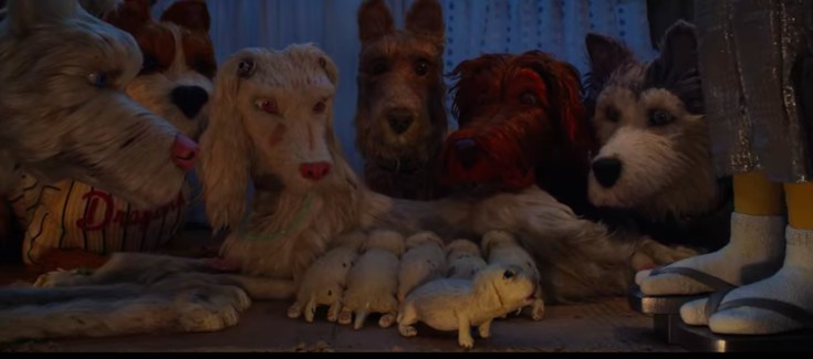 A Ranking Of All The Dogs In Isle Of Dogs The Ringer