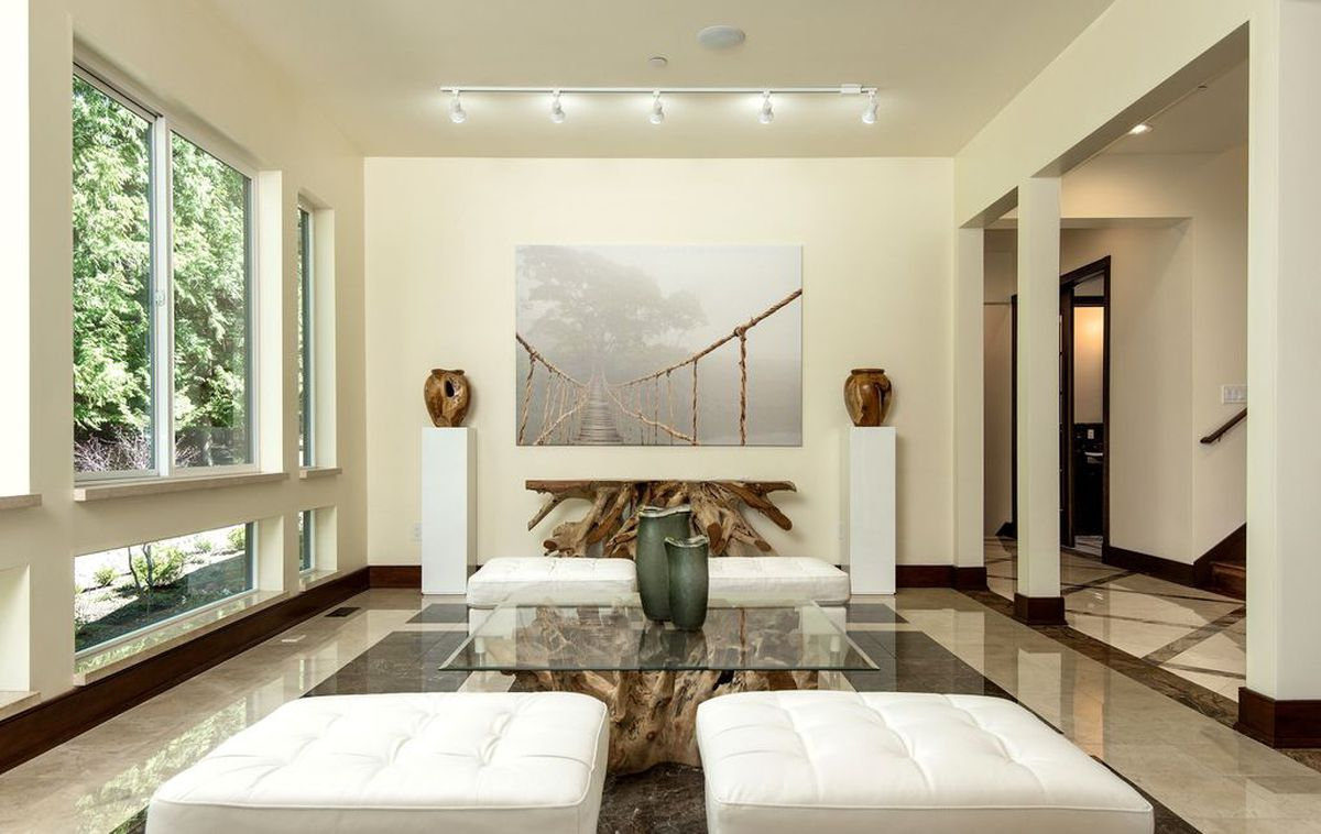 A Tuscan-style estate holds a quarter acre indoors - Curbed Seattle