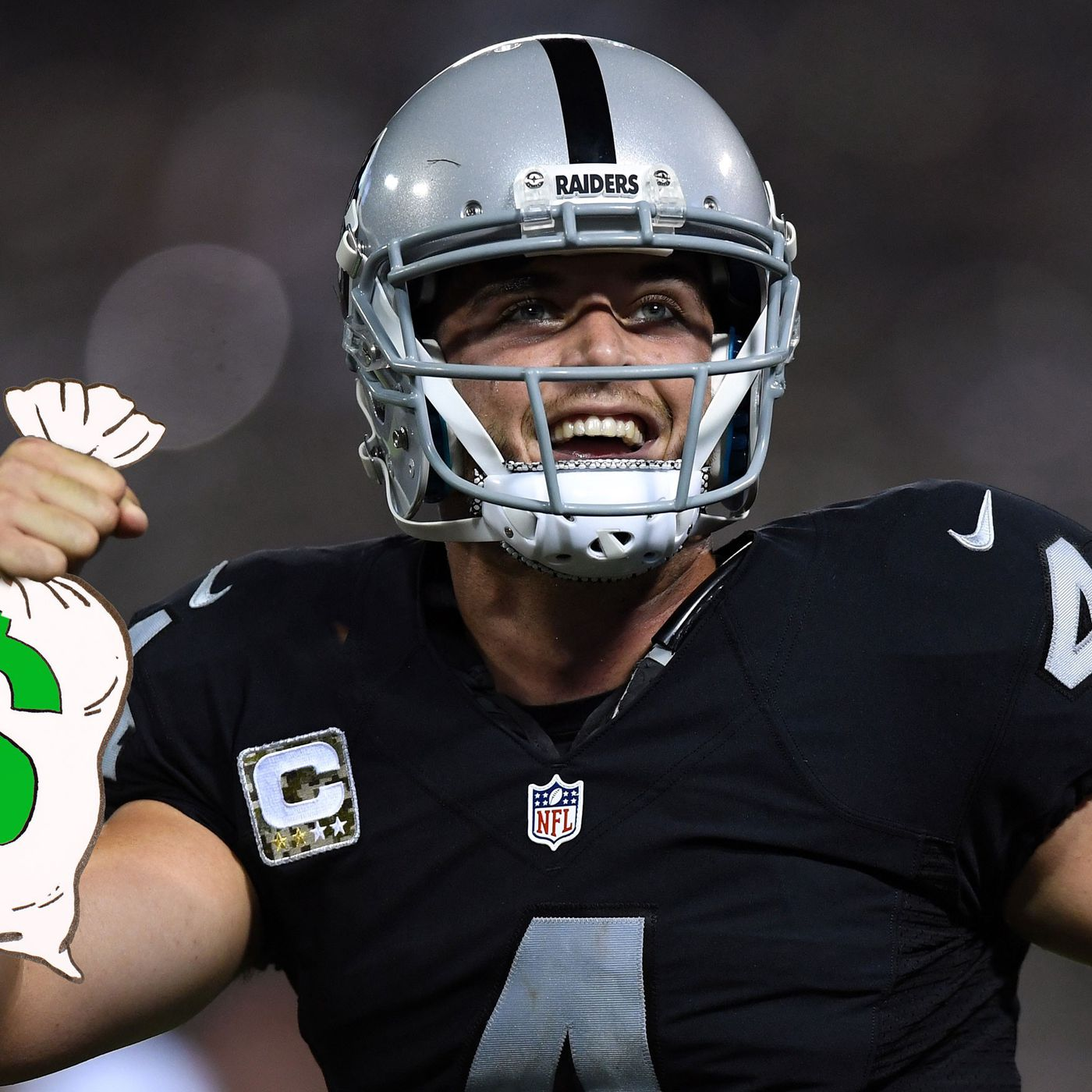 f0a24f8ef0fb Derek Carr Earned His Payday
