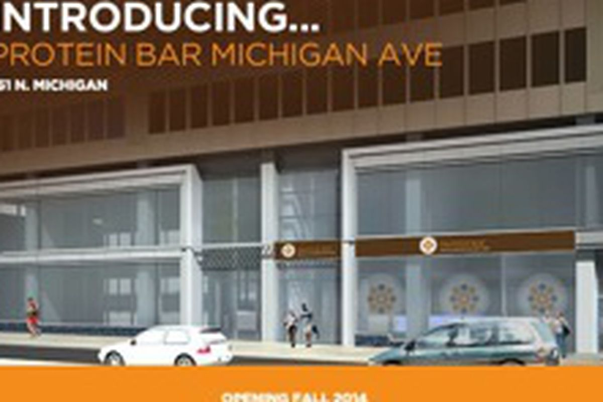 PARK LOOP The Protein Bar Takeover Continues As Five More Locations Are Slated For 2014 Openings First Is Coming To 1953 N Clybourn On Feb
