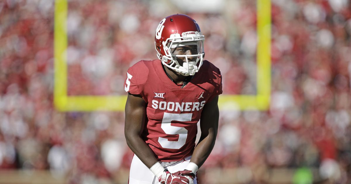 Marquise Brown will miss Combine & Pro Day workouts after foot surgery