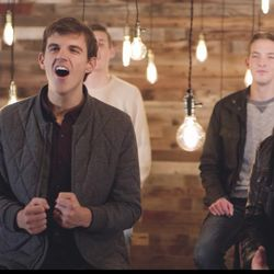 BYU Vocal Point will perform Saturday, Dec. 30, at the Tabernacle as part of the new year's celebrations on Temple Square.