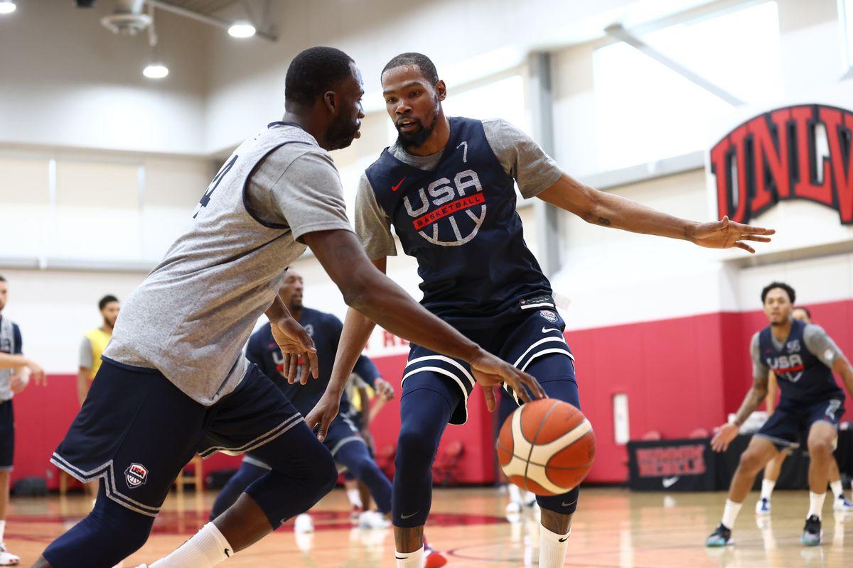 USAB Team Jerseys