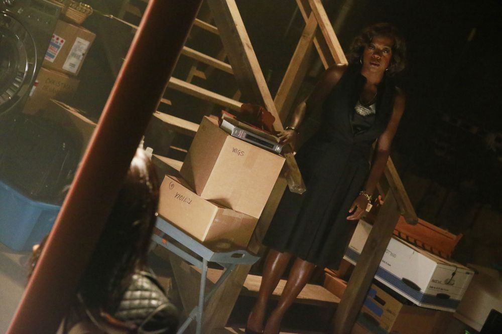 Viola Davis stars in How to Get Away with Murder.