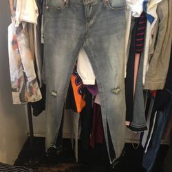 Sass and Bide jeans, $60