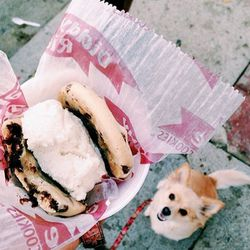 What a day! Now that you've scored denim for a steal and stocked up on spring essentials, it's time to reward your sweet tooth with cold treats at Diddy Riese (926 Broxton Ave). It's not uncommon to find a line out the door at this popular dessert shop, w